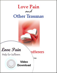 love pain dvd EFT and TFT Tapping