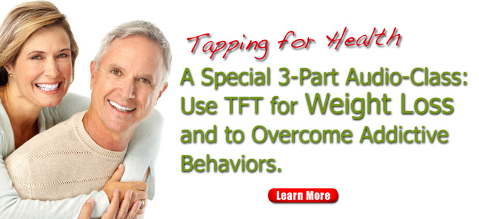 EFT weight Loss Tapping